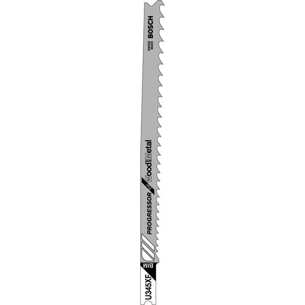 фото Набор пильных полотен Bosch U345 XF BIM