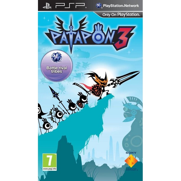 фото Игра для ps SONY Portable Patapon 3. Essentials (rus)