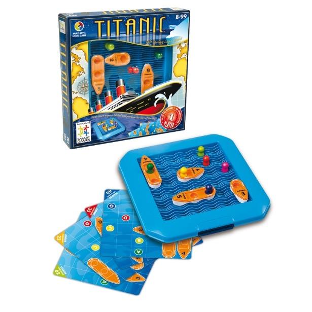 фото Игра логическая BONDIBON «Титаник»