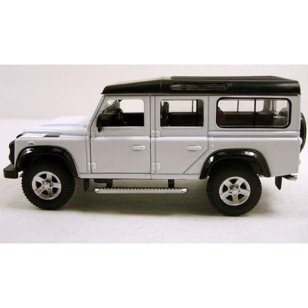 фото Модель автомобиля RMZ City Land Rover Defender. В ассортименте