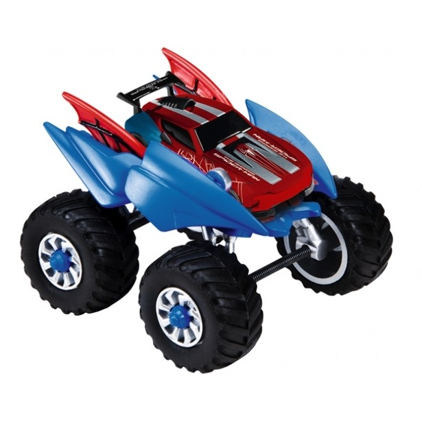 фото Машинка игрушечная Majorette «Человек Паук». В ассортименте