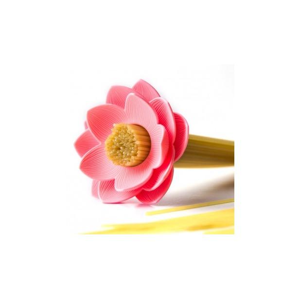 фото Мера для спагетти Qualy Lotus. Цвет: розовый