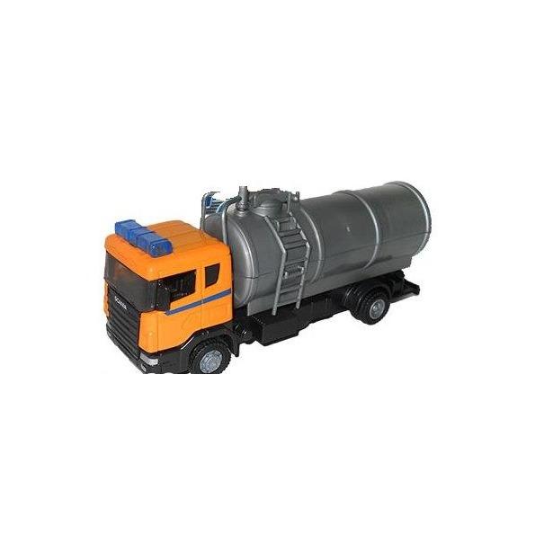 фото Модель автомобиля AUTOTIME Scania Water Truck. Водовоз. В ассортименте