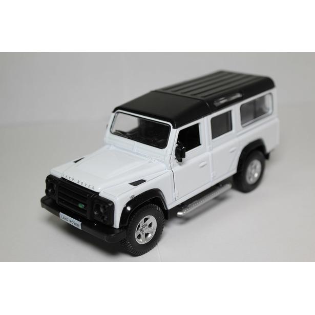 фото Модель автомобиля инерционная RMZ City Land Rover Defender. В ассортименте