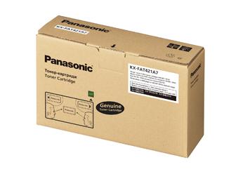 фото Тонер-картридж Panasonic KX-FAT421A7