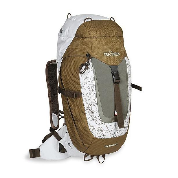 фото Рюкзак туристический Tatonka Karema 25. Цвет: серый, белый, коричневый