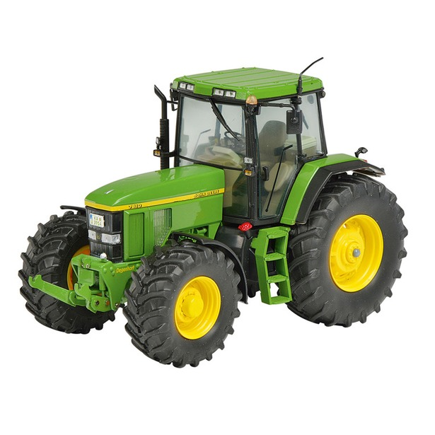 фото Модель трактора 1:32 Schuco John Deere 7810