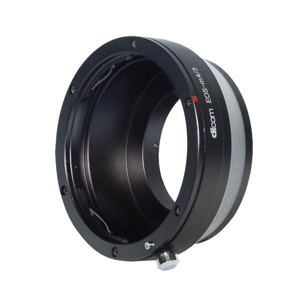 фото Адаптер DICOM для объектива Canon EOS-M4/3