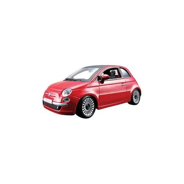 фото Модель автомобиля 1:24 Bburago Fiat 500
