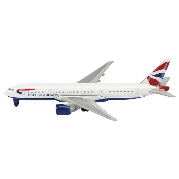 фото Модель самолета 1:600 Schabak British Airways B777-200