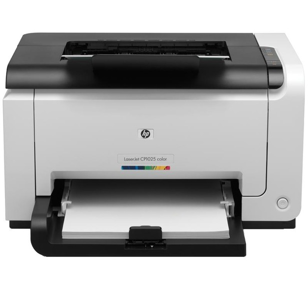фото Принтер HP Color LaserJet Pro CP1025nw