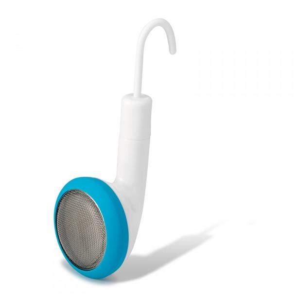 фото Емкость для заваривания чая PO: Selected Earphone. Цвет: белый, синий