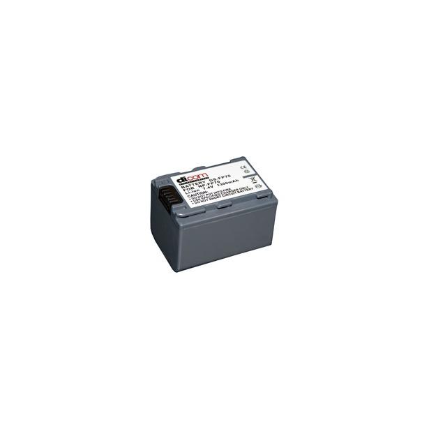 фото Аккумулятор для фотокамеры Dicom DS-FP70