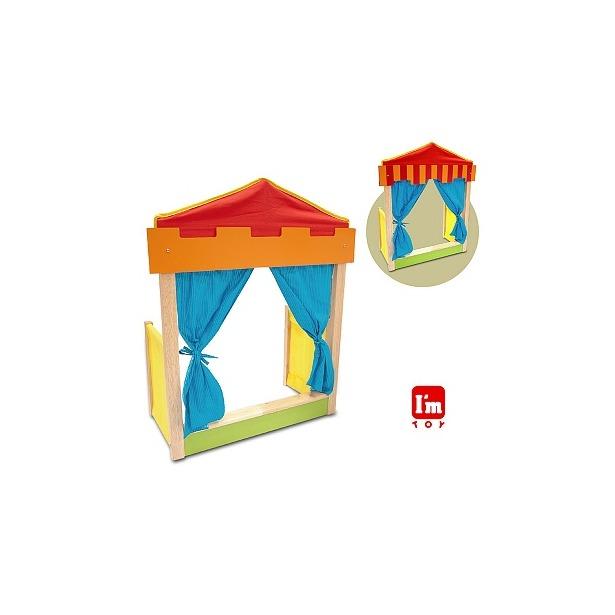 фото Ширма для кукольных театров I'm toy 42069