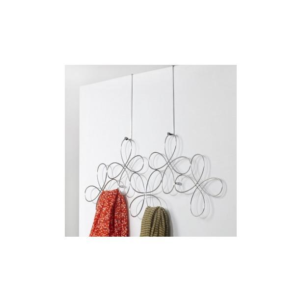 фото Вешалка для шарфов надверная Umbra Fleur