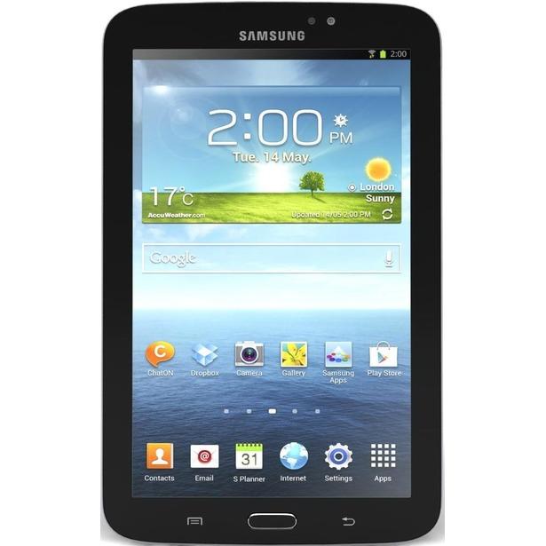 фото Планшет Samsung Galaxy Tab 3 7.0 SM-T210 8Gb. Цвет: черный