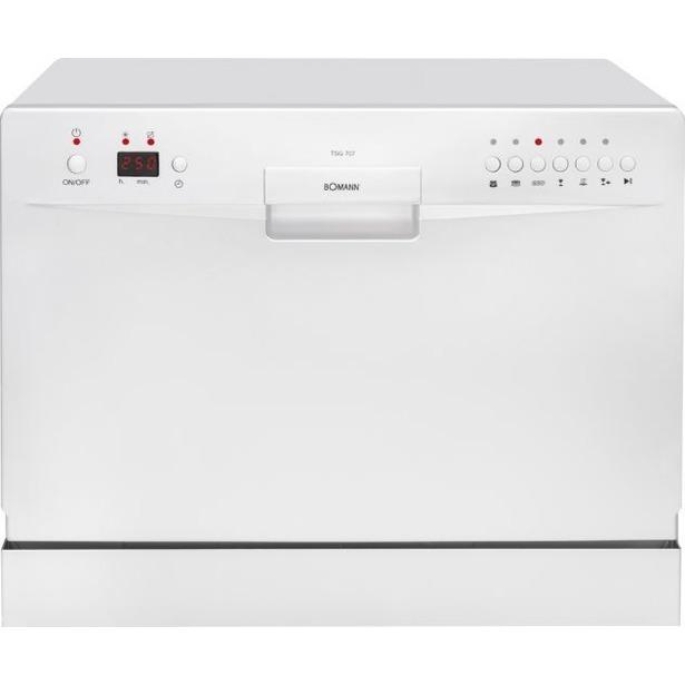 фото Машина посудомоечная Bomann TSG 707. Цвет: белый