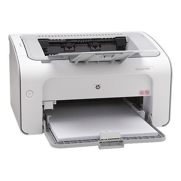 фото Принтер HP LaserJet Pro P1102 RU