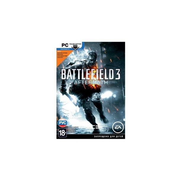 фото Игра для PC Battlefield: Aftermath (rus)