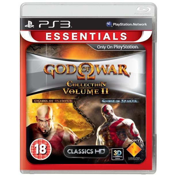 фото Игра для ps3 SONY God of War Collection 1. Essentials (rus)
