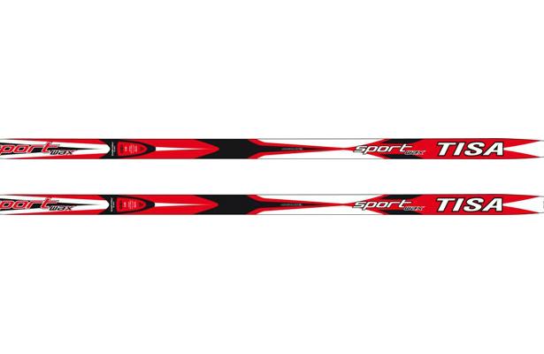 фото Лыжи беговые Tisa Sport Wax Jr.. Ростовка: 170 см
