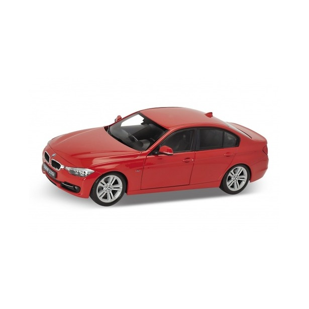 фото Модель автомобиля 1:24 Welly BMW 335. В ассортименте