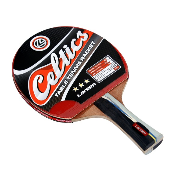 фото Ракетка для настольного тенниса Larsen CELTICS с конической ручкой