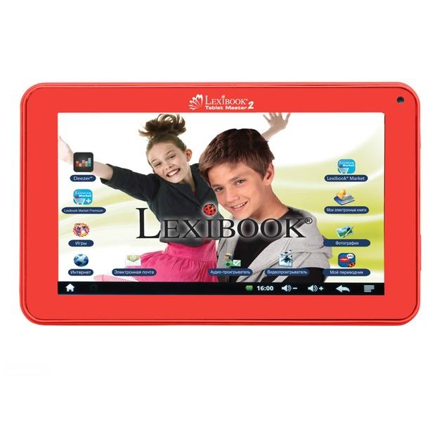 фото Компьютер планшетный для детей Lexibook Master 2