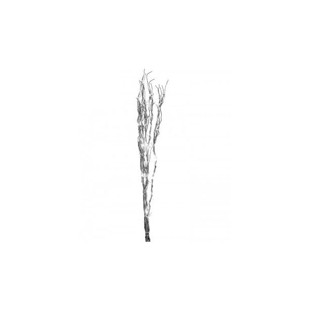фото Гирлянда Star Trading Ива. Цвет: серебристый. Высота: 60 см. Количество лампочек: 30