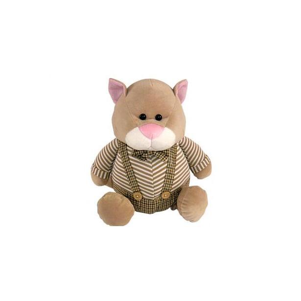 фото Мягкая игрушка интерактивная с чистоговорками Kribly Boo Котик Пузя
