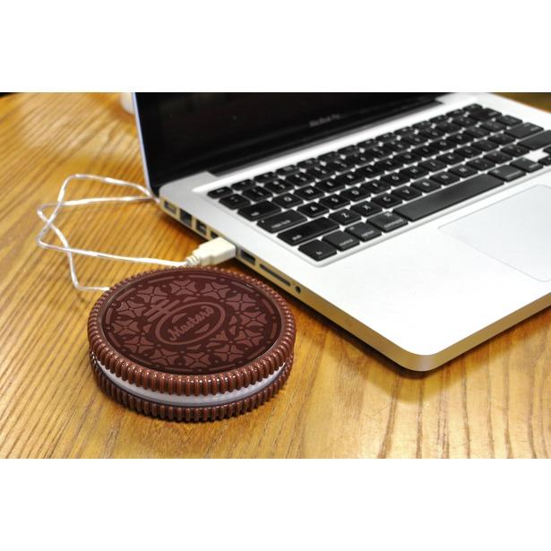 фото USB-подогреватель напитков Mustard Hot Cookie