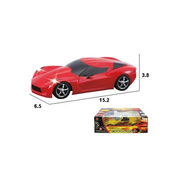 фото Машинка на радиоуправлении REGALIA JPN Sport Car 3