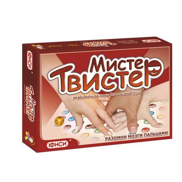 фото Настольная игра «Мистер твистер»