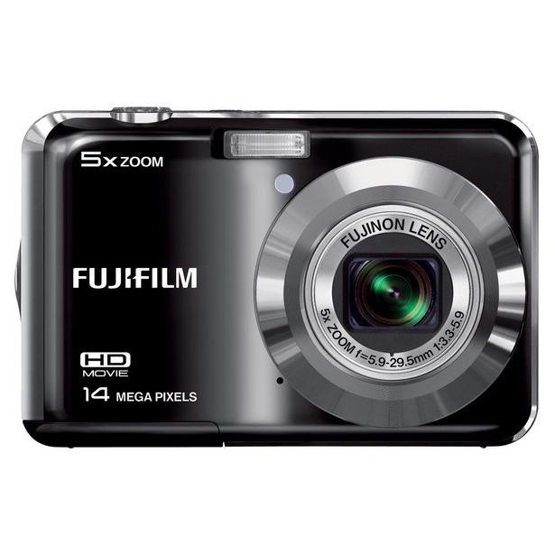 фото Фотокамера цифровая Fujifilm FinePix AX500. Цвет: черный