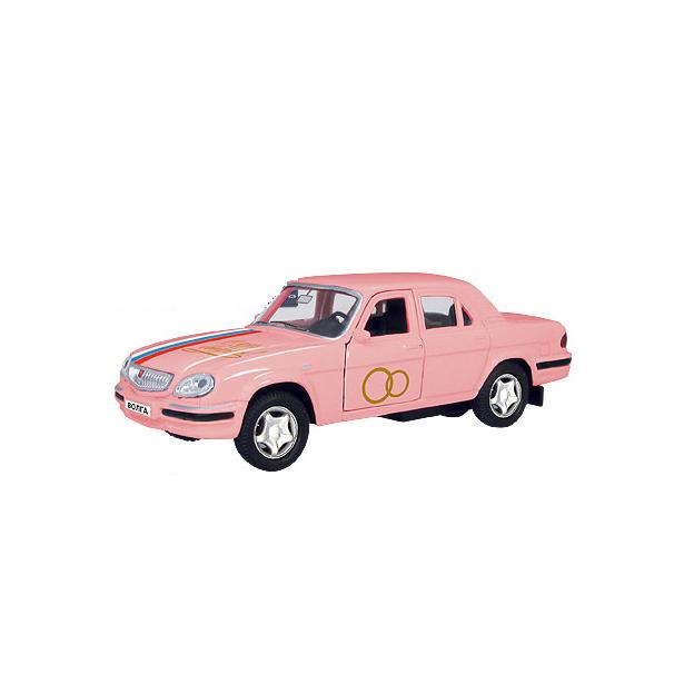 фото Модель автомобиля AUTOTIME ГАЗ-31105 Волга «Свадебная»