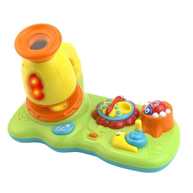 фото Пластиковая игрушка HAP-P-KID «Мой первый микроскоп»