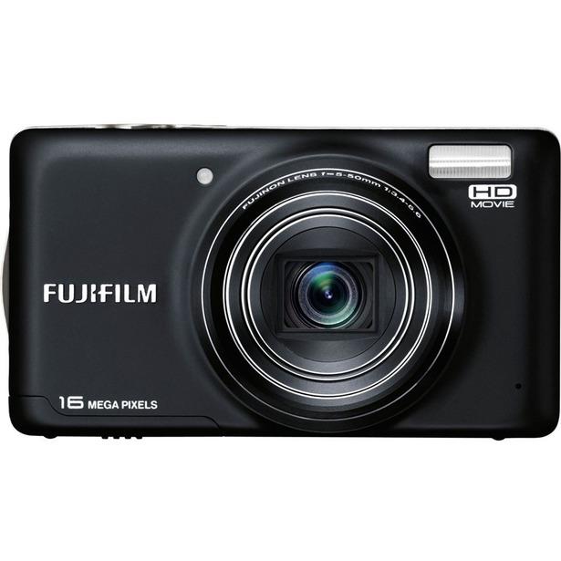 фото Фотокамера цифровая Fujifilm FinePix T400. Цвет: черный