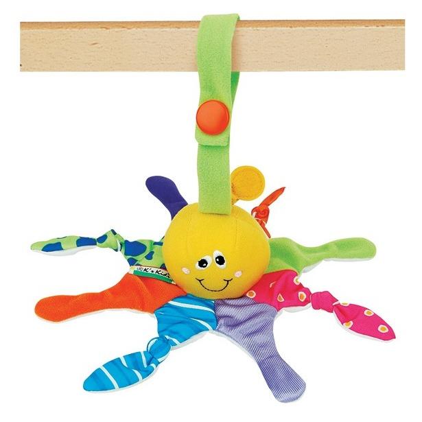 фото Игрушка-подвеска BABY CARE Маленький осьминог