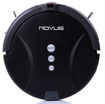 фото Робот-пылесос Rovus Smart Power DeLux S560 для светлых поверхностей