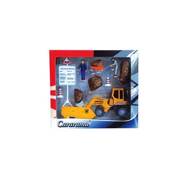 фото Набор игровой для мальчиков Cararama Construction