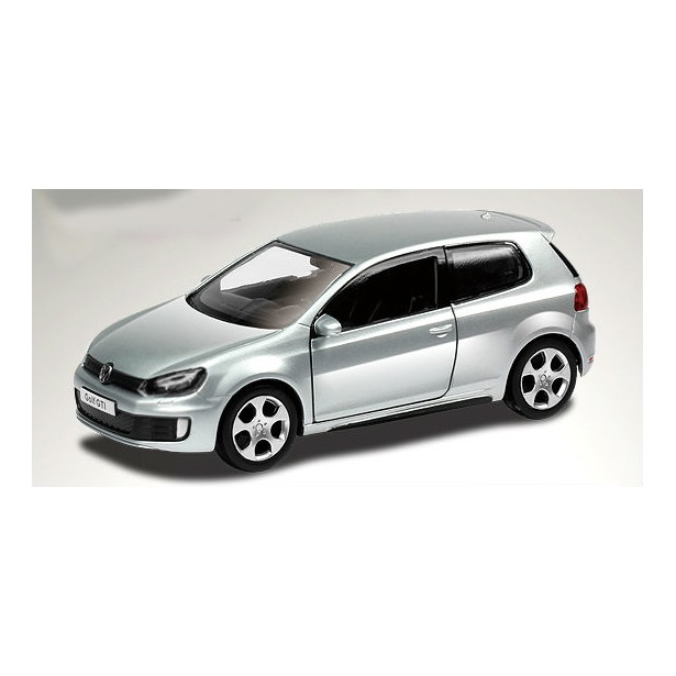фото Модель автомобиля RMZ City Volkswagen Golf A6 GTI. В ассортименте. Масштаб: 1:32