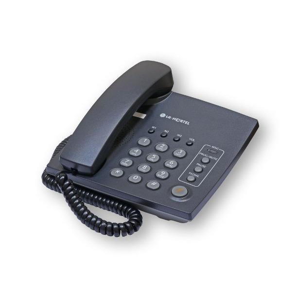 фото Телефон LG LKA-200. Цвет: черный