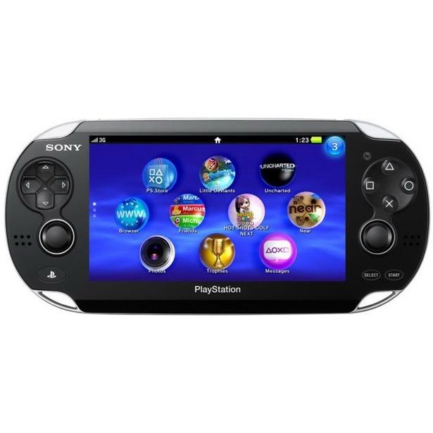 фото Консоль игровая Sony PlayStation Vita Disney Mega Pack 8 Gb