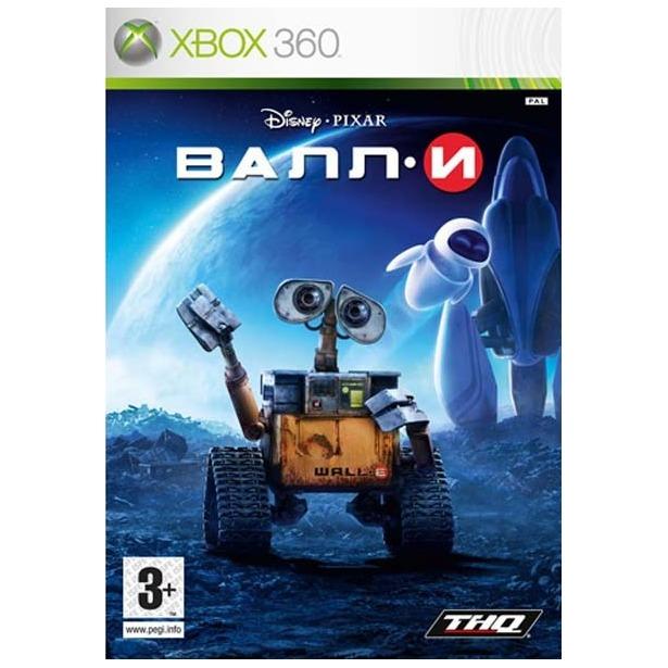 фото Игра для Xbox 360 Microsoft Disney/Pixar. Валл-И (rus)