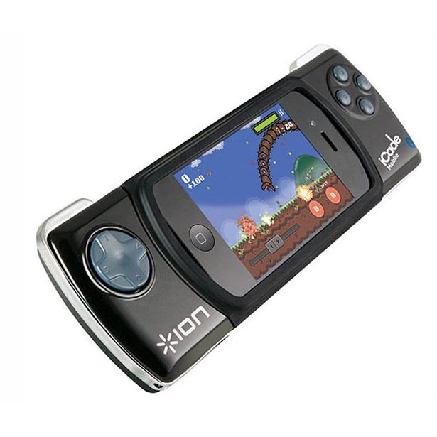 фото Контроллер игровой ION Audio ICADE MOBILE для iPhone и iPod Touch