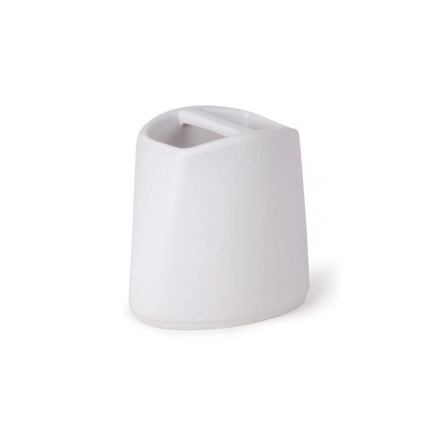 фото Подставка для зубных щеток Umbra Ava. Цвет: белый