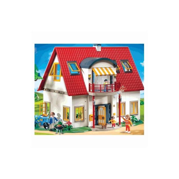 фото Загородный дом:Новый загородный дом Playmobil 4279pm