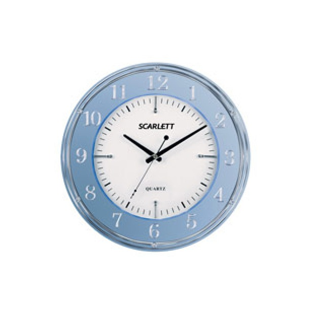 фото Часы настенные Scarlett SC-55DE