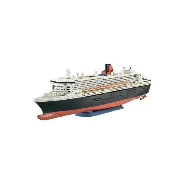 фото Сборная модель лайнера Revell Queen Mary 2