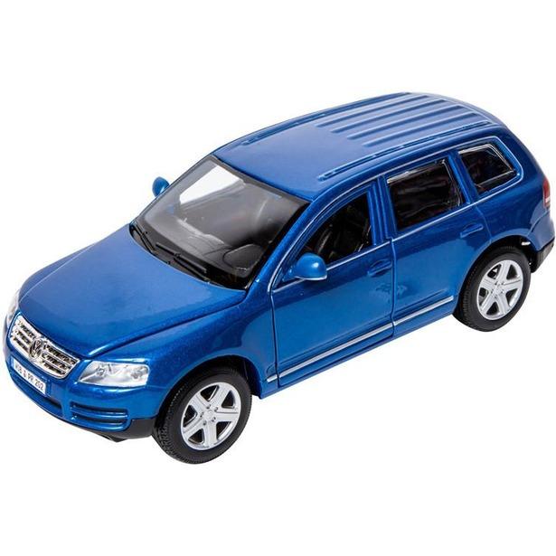 фото Модель автомобиля 1:24 Bburago Volkswagen Touareg